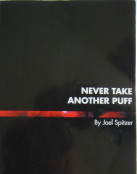 Click to learn more about Never Take Another Puff, a free PDF quit smoking book