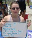 Click to read Rhonda's message