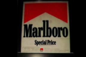 Marlboro - special price, $22.99 a carton