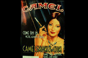 Camel - come on in we're always open.  Tis ture, nicotine dependency is as real and permanent as alcoholism.