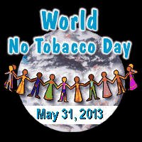 WhyQuit.com's World No Tobacco Day 2013 Logo