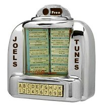 Joel's Jukebox - the top 64 stop smoking tunes.