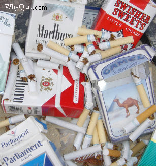 Study finds quit smoking weight gain temporary