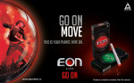 This ITC Eon e-cigarette marketing ad shows a teenager being thrown in the air - body surfing - and takes aim at the teenage adolescent in encouraging them to take risk and have fun by vaping ecigs. The ad commands them to 'Go on, move, this is your planet' and to visit ITC's Eon website www.PlanetEon.in