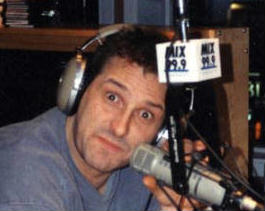 Chris 'Punch' Andrews, 43, popular Toronto radio DJ  who died of lung cancer on March 30, 2008