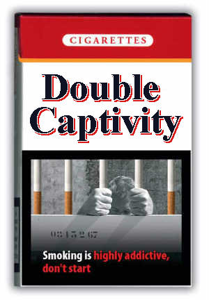 Imagine being chemically captive inside your our mind, while doing time behind prison wall.