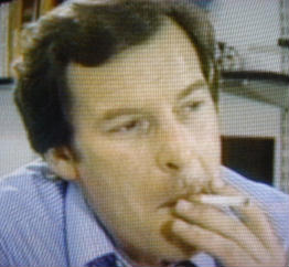 Peter Jennings smoking