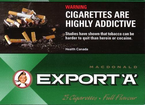 nicotine addict